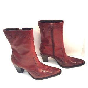 Antonio Melani Boots Size 8